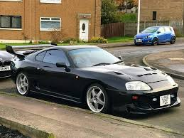 toyota supra modified used toyota supra cars for sale gumtree
