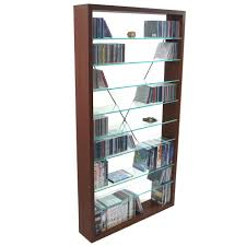 Shelves For Living Room Furniture Interactive Brown Solid Wood Dvd Storage And Shelf For