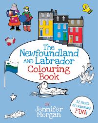 newfoundland labrador colouring book u2013 breakwater books