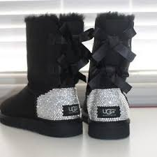 womens ugg boots bow best bow ugg boots products on wanelo