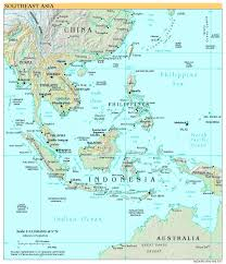 Define Political Map Free High Resolution Map Of Southeast Asia