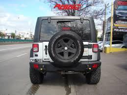 rhino jeep rhino4x4 bumper paragolpes trasero rhino para jeep wranger jk