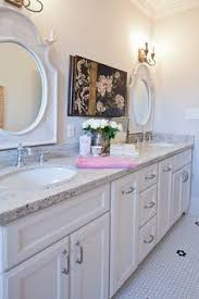 Best Countertop For Bathroom Best Color For Granite Countertops And White Bathroom Cabinets