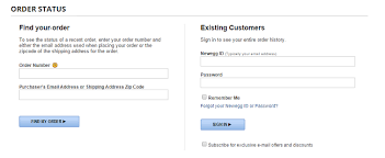 How To Check If You by How To Check The Status Of An Order