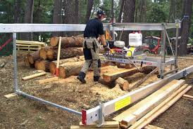 productive sawmilling with the peterson winch production frame mill