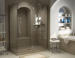 Cultured Granite Shower Carstin