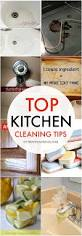 top kitchen cleaning tips the 36th avenue