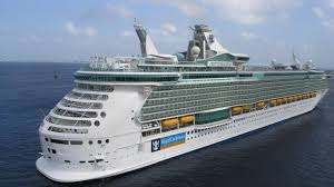 largest ship in the world inside world s biggest cruise ship national geographic channel asia