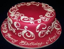 simple ladies birthday cake ideas red velvet cake red velvet