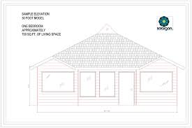 Passive Solar Floor Plans 30 U0027 Solargon Elevation And Floor Plan Drawings Solargon The