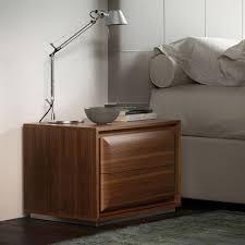 porada hamilton comodino end table wooden bedroom furniture