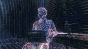 creating the ghost in the shell hud effect with sketch u0026 toon in