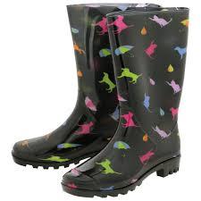 Rainboots Raining Cats U0026 Dogs Ultralite Rain Boots The Animal Rescue Site