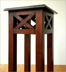 natural wood console table hakusan rakuten global market natural wood mahogany phone stand