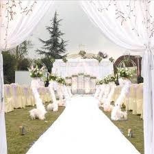 wedding venue backdrop wedding carpet 1m width 25 m roll non woven carpet aisle runner