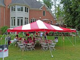 canopy rentals party tent rental chicago table chair rentals chicago illinois
