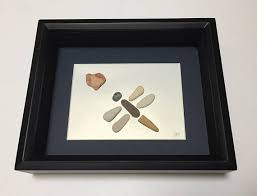Nature Inspired Home Decor Nature Inspired Home Decor Nature Lovers Gift Pebble Art