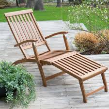 Outdoor Wood Chaise Lounge 10 Best Outdoor Lounge Chairs In 2017 Top Outdoor Chaises To