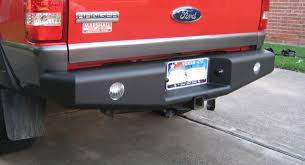 custom truck tail lights fearce offroad custom offroad rear bumpers for ford ranger