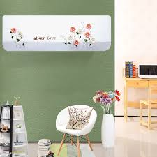 Air Conditioner Covers Interior Indoor Air Conditioner Cover Protector Embroidery All Inclusive