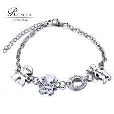 adjustable bracelet chain images Rinhoo adjustable bracelet tibetan silver love brother sister love jpg