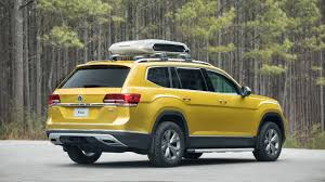 black volkswagen atlas vwvortex com 2018 volkswagen atlas three row midsize suv finally