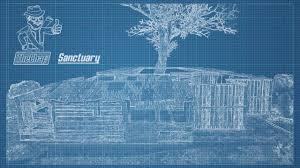 blueprints i fallout 4 i let u0027s build
