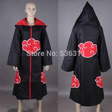 Halloween Costumes Naruto Aliexpress Buy Halloween Costumes Men Anime Naruto