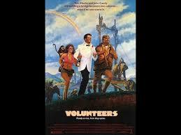 RANT  Volunteers 1985 Movie Review  YouTube