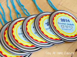 graduation medals preschool graduation medals made from frozen juice lids stay at
