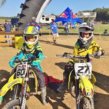 kids 50cc motocross bikes cobra moto kids led by janik adams u0026 garroutte earn 50cc titles