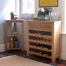 newark oak wine rack cabinet l359 with free delivery the