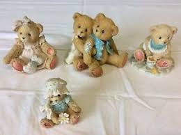 4 cherished teddies ornaments ref 2 ebay