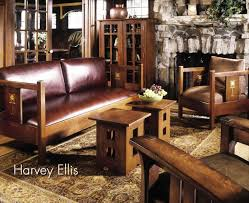 Stickley Mission Sofa by Stickley Furniture