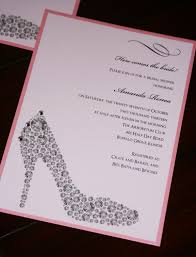 shoe bridal shower invitations kawaiitheo com shoe bridal shower invitations is the right choice for a bridal invitation card with alluring ideas 11