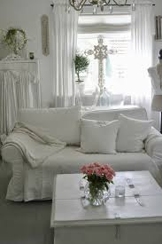 white sofas stunning shabby chic sofa slipcovers living room couch