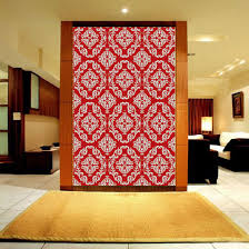 silver red barley pattern self adhesive wallpapers wallstickery com