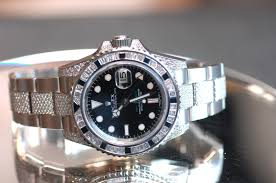 diamond rolex swiss rolex gmt master ii diamon replica watches
