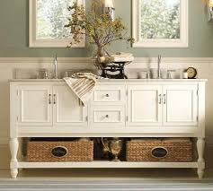 Pottery Barn Bathroom Vanities Why It S Worth Considering Bathroom Vanities From Smaller Name Brands