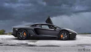 black on black lamborghini aventador a glorious black lamborghini aventador gallery autofluence