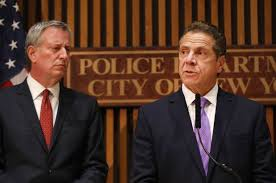 Seeking Nyc Cuomo Calls Out De Blasio Nothing Gets Done In Nyc New York Post