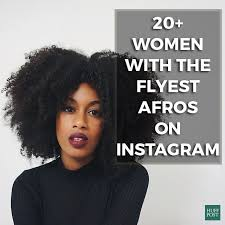 afro hairstyles instagram meet the women with the flyest afros on instagram huffpost