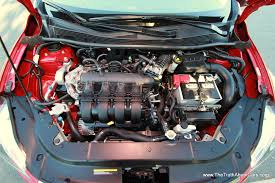 2013 Nissan Sentra Engine 1 8l Four Cylinder Picture Courtesy