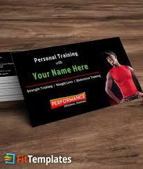 personal trainer business card danielpinchbeck net