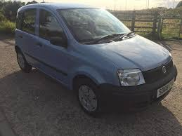 fiat panda 1108cc 08 plate bargain 995 no offers swap for 7 seater