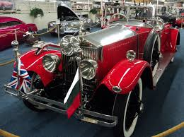 cars of bangladesh roll royce 1925 rolls royce phantom i barker torpedo tourer