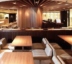 fantastic ceiling decoration for luxury fast food restaurant