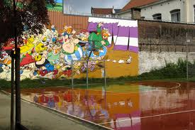10 fantastic comic strip murals to admire in brussels comic strip city suvodeb banerjee flickr