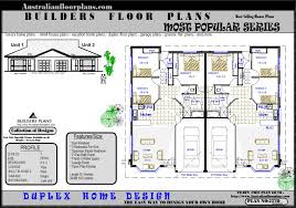 Spacious 3 Bedroom House Plans Duplex Floor Plans 2 Bedroom Part 36 This Charming Cottage