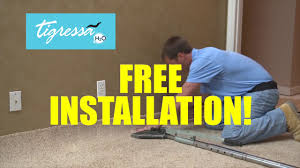 Carpet One Laminate Flooring Eureka Carpet One Floor U0026 Home Free Pad Installation Youtube
